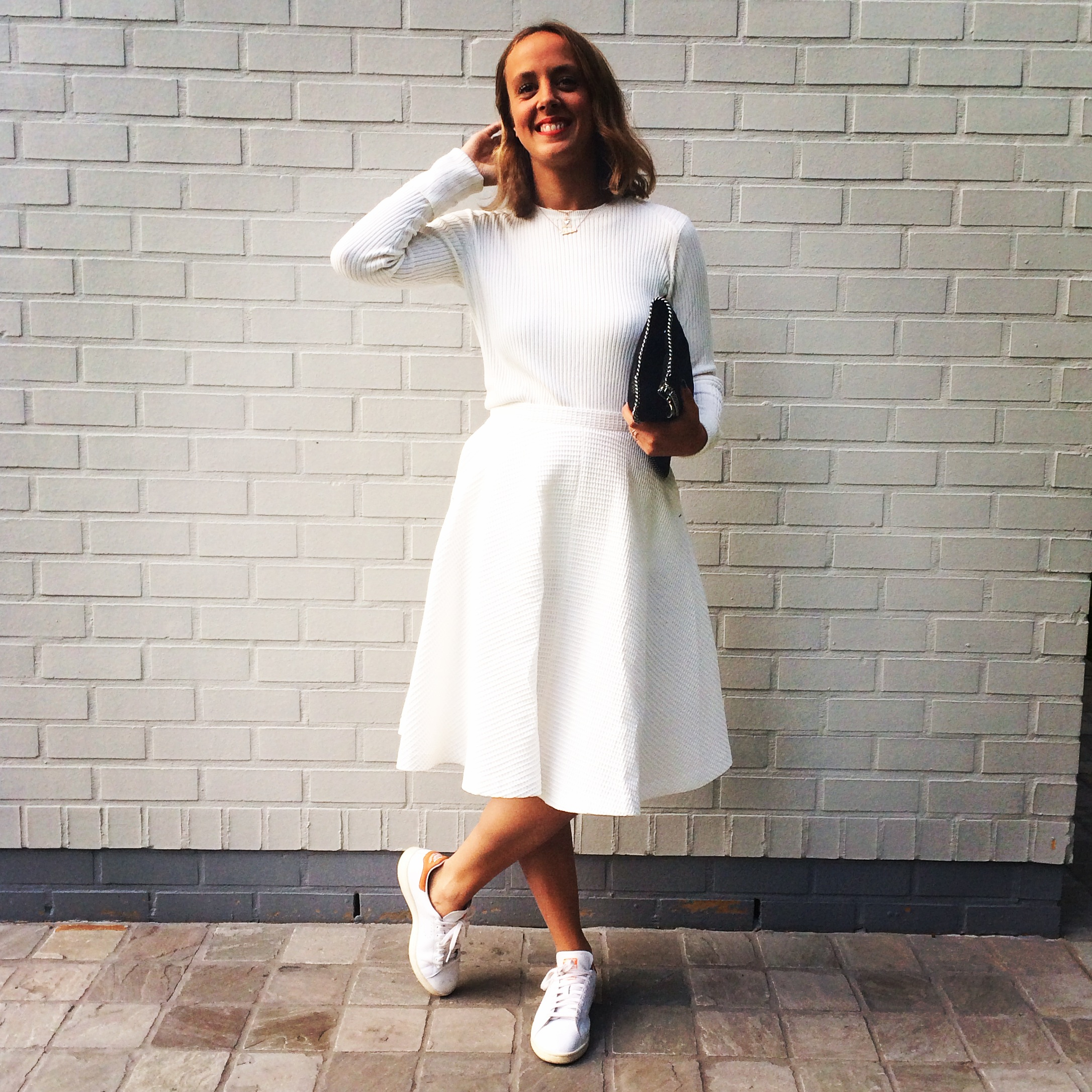 all white – outfit  valentinewitmeur